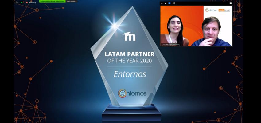 Entornos Moodle Latam Partner 2020
