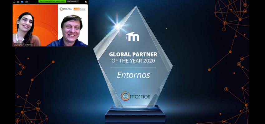 Entornos Moodle Global Partner 2020